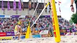 CEV Beachvolleyball 1
