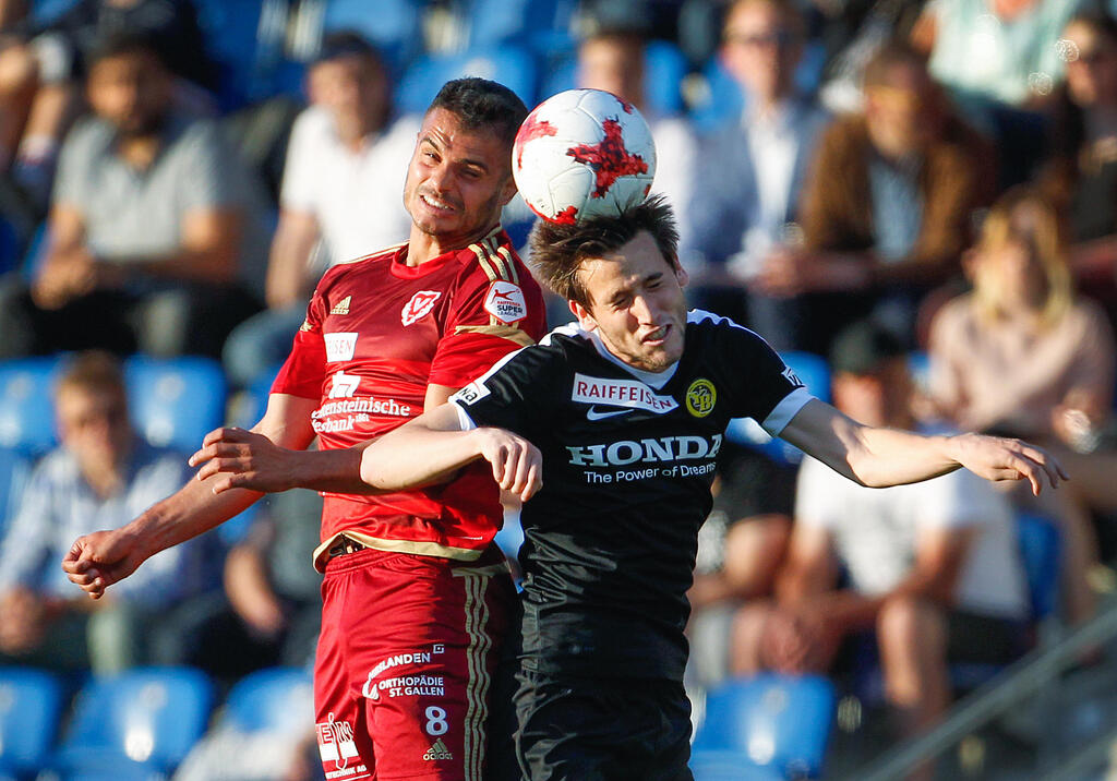 Fussball Super-League: FC Vaduz - BSC Young-Boys