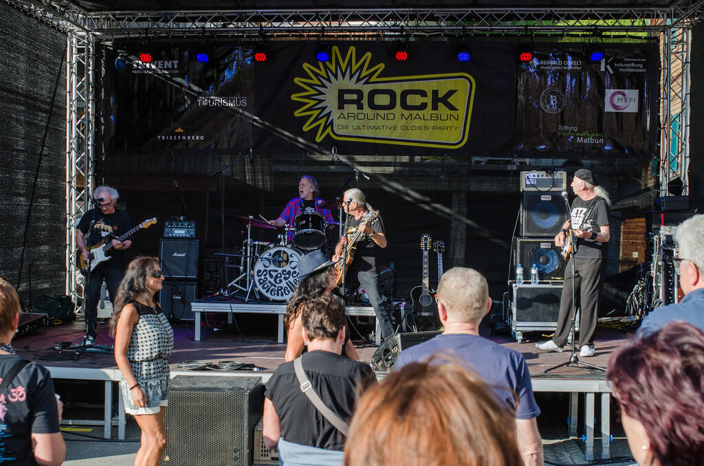 Rock around Malbun 2018