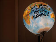 Ausstellung Global Happiness in Vaduz