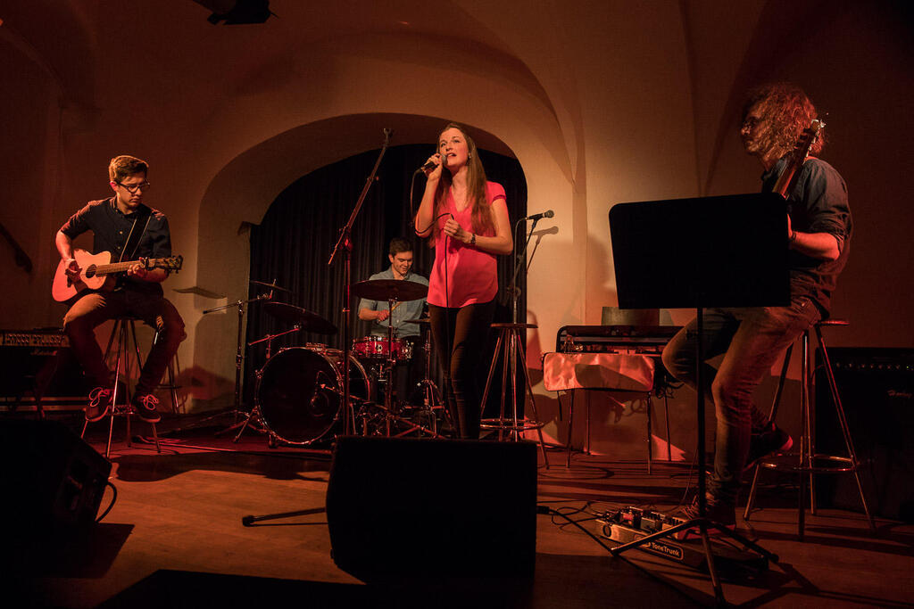 Konzert The Exception in Feldkirch