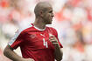 Philippe Senderos 2016 im Dress des Schweizer Nationalteams