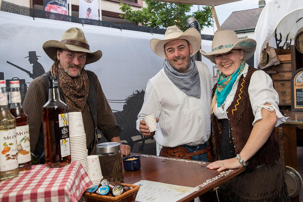 Country & BBQ Festival in Schaan