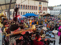 Monsterkonzert in Vaduz