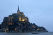 Bei Touristen beliebt: Die Felseninsel Mont-Saint-Michel in der Normandie. (Archiv)