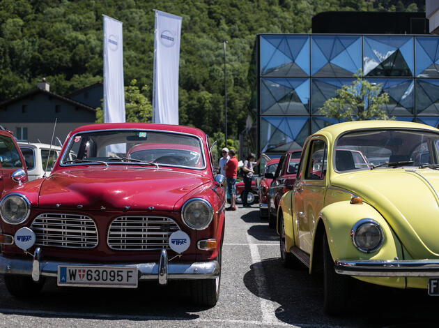 """Volvo Meeting"" macht Halt in Vaduz"