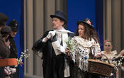Generalprobe My Fair Lady, Vaduz
