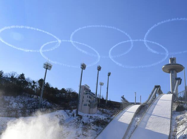 OLYMPIA, OLYMPISCHE WINTERSPIELE, JEUX OLYMPIQUES D'HIVER, OLYMPIC WINTER GAMES, OLYMPICS, COUNTDOWN, 10 DAYS,